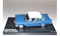 Opel Kapitan P1 Limousine 1958-1959