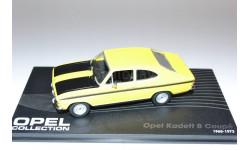 Opel  Kadett B Coupe 1965-1973