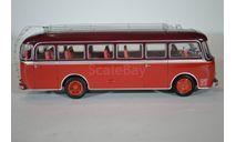 Автобус PANHARD K173 Les Choristes 1949, масштабная модель, Norev, scale43