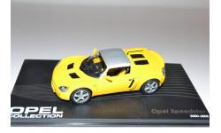 Opel  Speedster 2000-2005, масштабная модель, 1:43, 1/43, ixo