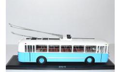 Троллейбус ЗИУ - 5, масштабная модель, 1:43, 1/43, Classicbus