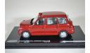 LONDON TAXI CAB TX1 1998 RED, масштабная модель, Vitesse, scale43
