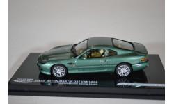 Aston Martin DB7 Vantage, Green