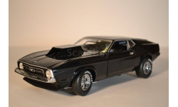 FORD MUSTANG PRO STOCK DRAG CAR 1971, масштабная модель, 1:18, 1/18, Sunstar