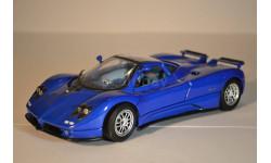 Pagani Zonda S, масштабная модель, 1:18, 1/18, MotorMax