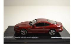 ASTON MARTIN DB7GT, масштабная модель, 1:43, 1/43, Vitesse