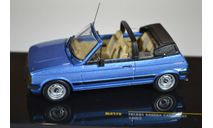 TALBOT SAMBA Cabriolet 1983 Metallic Light Blue, масштабная модель, ixo, 1:43, 1/43