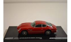 ASTON MARTIN DB4GT ZAGATO, масштабная модель, 1:43, 1/43, Vitesse