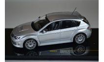 Subaru Impreza WRX STI 2008, масштабная модель, ixo, 1:43, 1/43