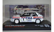 Lancia Delta Integrale #6, масштабная модель, IXO/Altaya, 1:43, 1/43