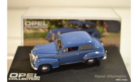 Opel Olympia, масштабная модель, 1:43, 1/43, IXO-ALTAYA