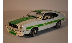 1978 ФОРД МУСТАНГ II 'КОБРА II', масштабная модель, 1:18, 1/18, Greenlight Collectibles