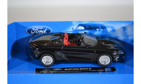 Ford Mustang MACH III, масштабная модель, NewRay, scale43