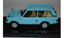 RANGE ROVER 3 двери 1970, масштабная модель, ixo, scale43