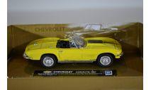 Chevrolet Corvette 1967, масштабная модель, New-Ray Toys, 1:43, 1/43