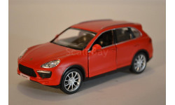 PORSCHE Cayenne, масштабная модель, 1:43, 1/43, UNI-FORTUNE Toys Industrial Ltd.