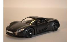 PORSCHE 918 SPYDER, масштабная модель, 1:43, 1/43, UNI-FORTUNE Toys Industrial Ltd.
