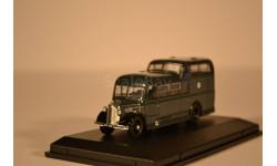Автобус Commer Commando RAF(пункт управления полетами) 1940