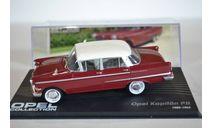 Opel Kapitan P11 1959-1964, масштабная модель, scale43, IXO/Altaya