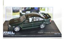 Opel Lotus Omega  1989-1992, масштабная модель, IXO/Altaya, scale43