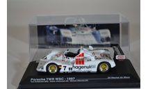 Porsche TWR WSC- 1997 #7, масштабная модель, IXO/Altaya, scale43