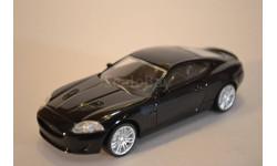 JAGUAR XKR чёрный, масштабная модель, scale43, Rastar