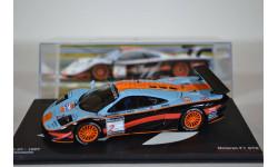 McLaren F1 GTR #2, масштабная модель, 1:43, 1/43