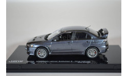 MITSUBISHI Lancer Evo.X Final Edition 2012 серый мет