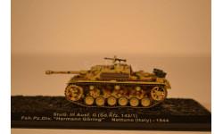 StuG. III Ausf. G (Sd-Kfz. 142/1), масштабные модели бронетехники, 1:72, 1/72, Altaya