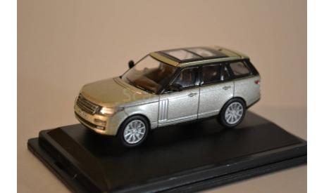 БЕЗ РЕЗЕРВНОЁ ЦЕНЫ!!!!Land Rover Range Rover, масштабная модель, 1:72, 1/72, Oxford