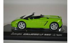 Lamborghini Gallardo LP560-4 Spyder 2009 Green