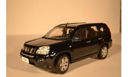 Nissan X-Trail 2008, масштабная модель, 1:18, 1/18, Paudi Models