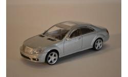 Mercedes-Benz S63 AMG, масштабная модель, scale43, Rastar
