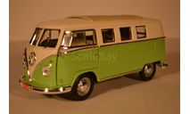 Volrswagen Microbus 1962, масштабная модель, scale18, Yat Ming