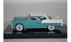 Chevrolet Bel Air Hard Top - India Ivory  Regal Turquoise 1955