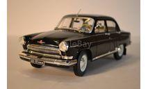 ГАЗ-21Р 1966 г. черный, масштабная модель, IST Models, scale18