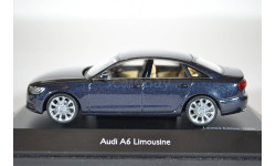 Audi A6 LIMOUSINE 2010, масштабная модель, Schuco, scale43