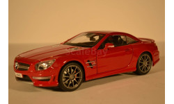 Mercedes-Benz SL 63 AMG Hard Top