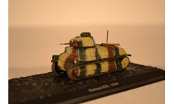 Somua S35 1940, масштабные модели бронетехники, 1:72, 1/72, Altaya