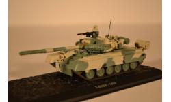 T-80 СССР 1990, масштабные модели бронетехники, 1:72, 1/72, Altaya