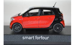 Smart Forfour (W453) 2015 BlackRed