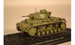 PZ.KPFW.III AUSF.G (Sd.Kfz.141) 21. Panzerdivision 1941