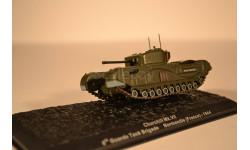 Churchill Mk.VII 6th Guards Tank Brigade Normandie (France) - 1944
