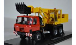 Экскаватор-планировщик UDS-114A (на шасси Tatra-815)_2, масштабная модель, Start Scale Models (SSM), 1:43, 1/43