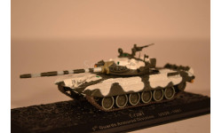 T-72M1 1st Guards Armored Division URSS - 1981, масштабные модели бронетехники, 1:72, 1/72, Altaya