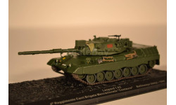 Leopard 1 A 2 4° Reggimento Carri Brigata Meccanizzata Centauro - Bellinzago (Italy) - 1998, масштабные модели бронетехники, 1:72, 1/72, Altaya
