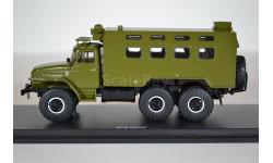 Кунг К-375 (на шасси 375), масштабная модель, Start Scale Models (SSM), scale43