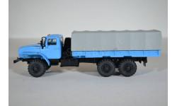 Миасский грузовик 4320-0911 бортовой с тентом (длиннобазный, база 4555 мм)