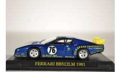Ferrari BB512LM 1981