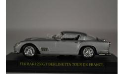 Ferrari 250GT BERLINETTA TOUR DE FRANCE, масштабная модель, 1:43, 1/43, Ge Fabbri